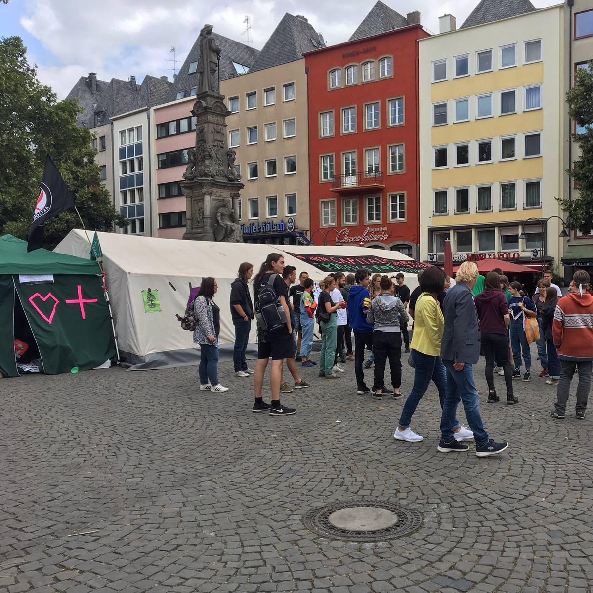 Köln Belästigung