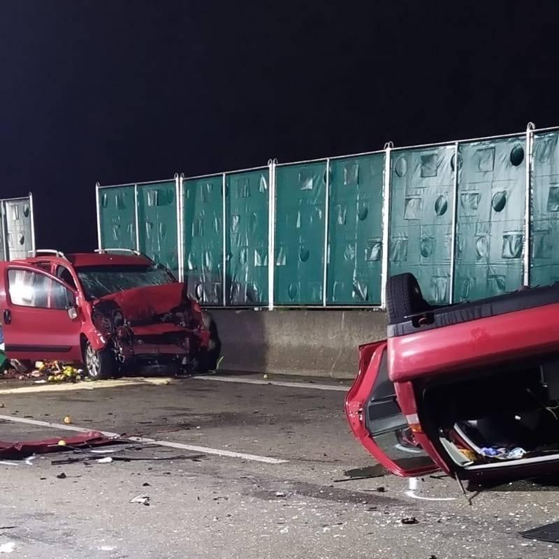 Unfall Köln A4