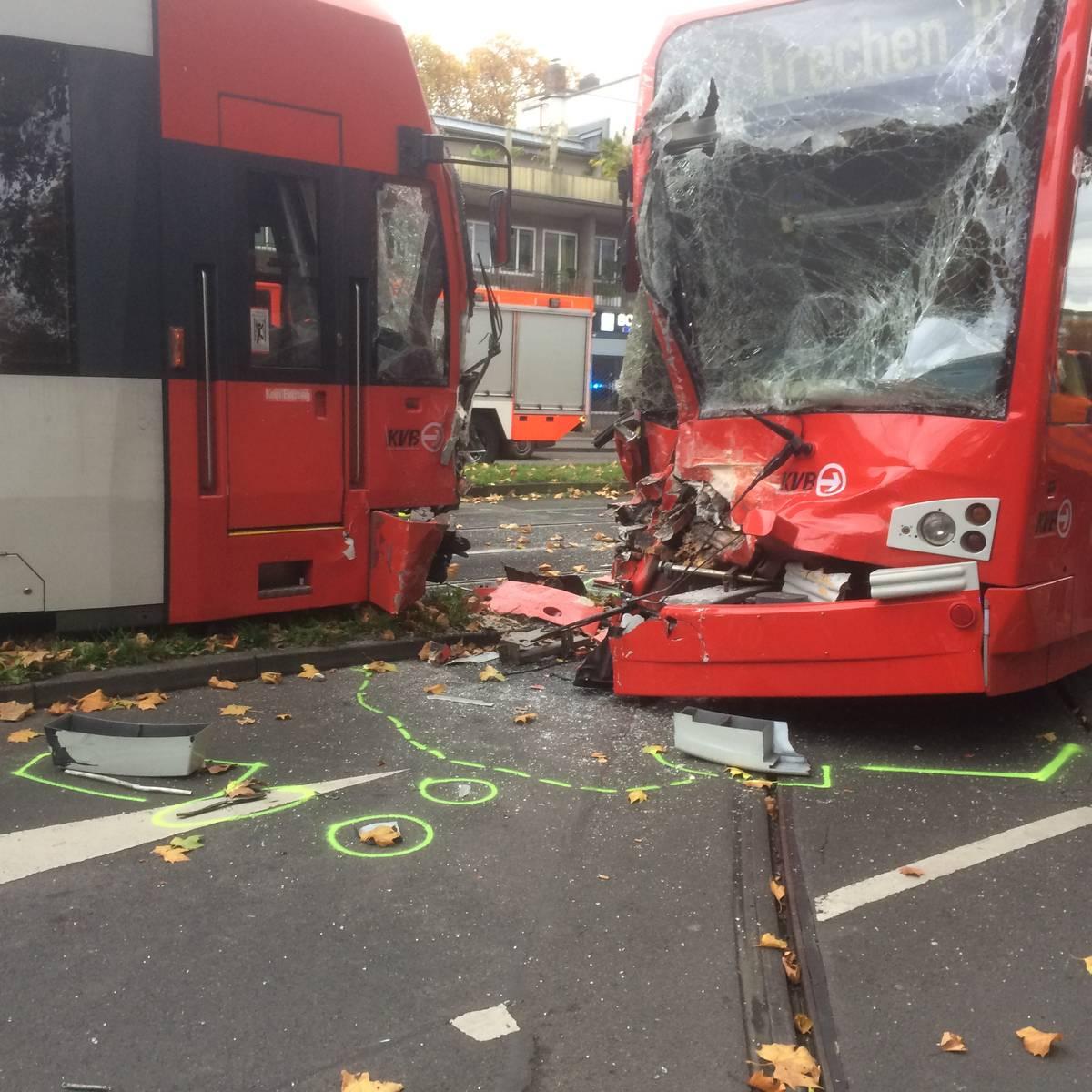 Unfall Kvb Köln