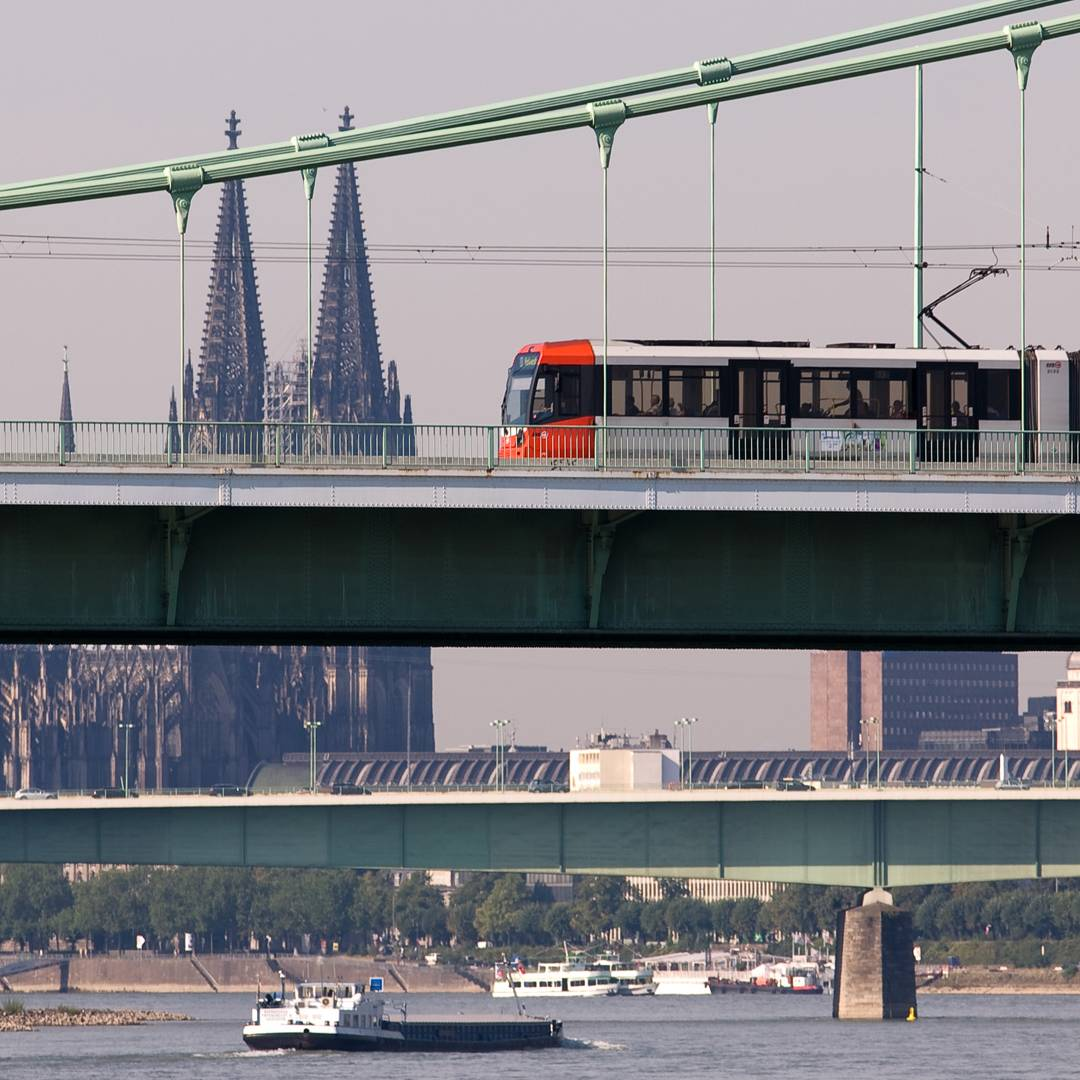 Linie 12 Köln