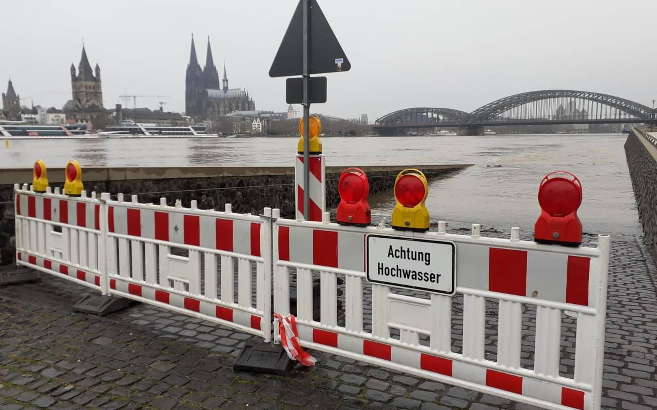 Steb Köln Hochwasser